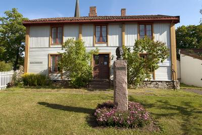 Gjester som kan vise billett fra besøk på Kirsten Flagstad Museum samme dag, vil få inngang til halv pris på Domkirkeodden.