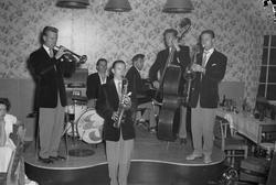 """""""Jazz Society"""" Egil Monn Iversens orkester"""