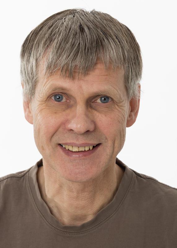 Portrett av konservator og seksjonsleder Bjørn Bækkelund. (Foto/Photo)