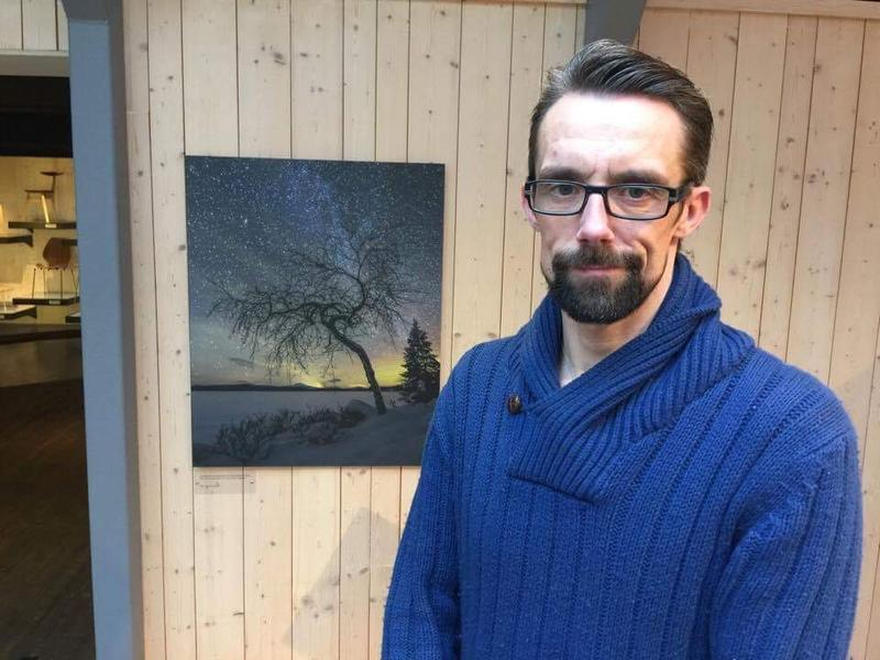 Fotokonkurransevinner Jørn Kristensen.