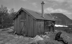 Dokumentasjon av samiske kulturminner, 1982, Engerdal. Elgå