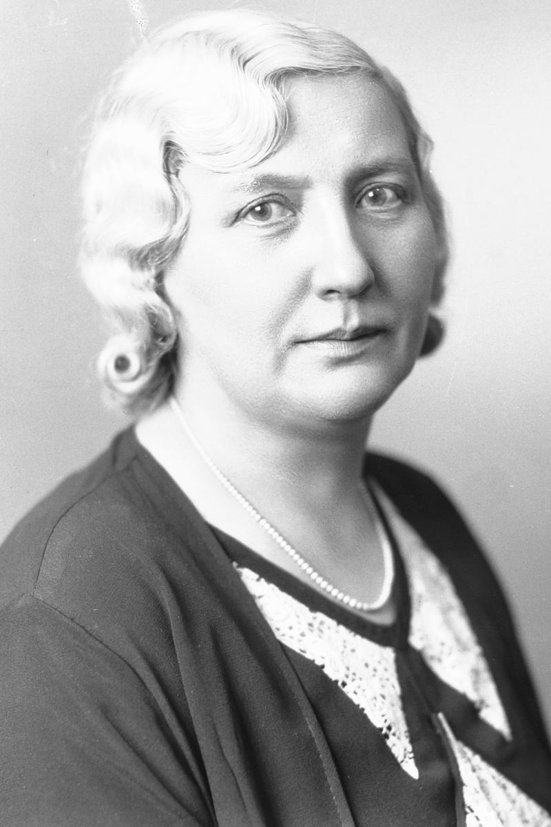 Fru Ljungkvist