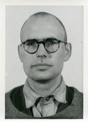 Harry Aleksander Rønning, medlem av Rinnanbanden, fotografi