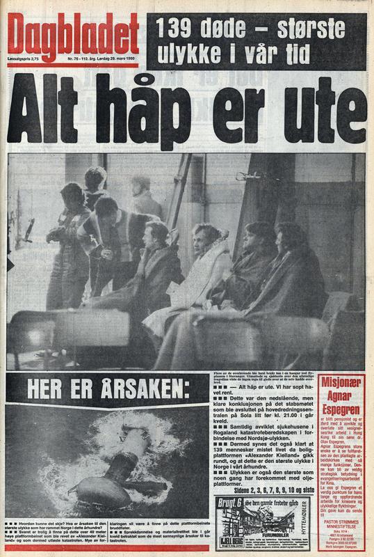 Dagbladet 1980