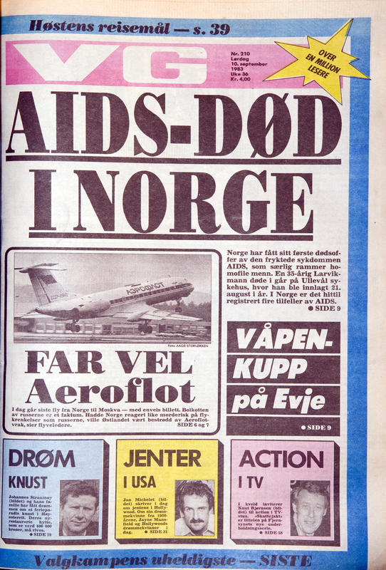VG 1983 (Foto/Photo)
