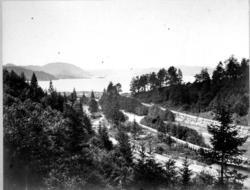 Landskap, Farris, Farriselva, Hammerdalen, Farriseidet