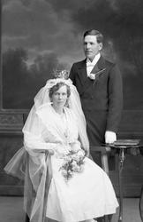 Brudparet Andersson, Hedesunda