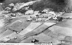 Flyfoto over Øvre Rendal
