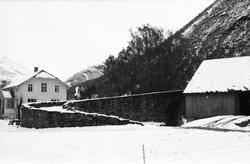 Dokumentasjonsbilder i serie av Framgarden i Valldal.
