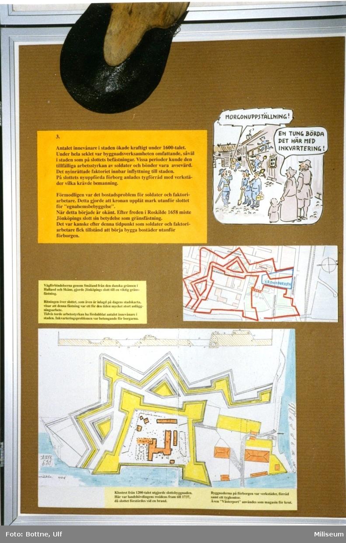 Kronoparken. Separatutställning, på Försvarsmuséet.