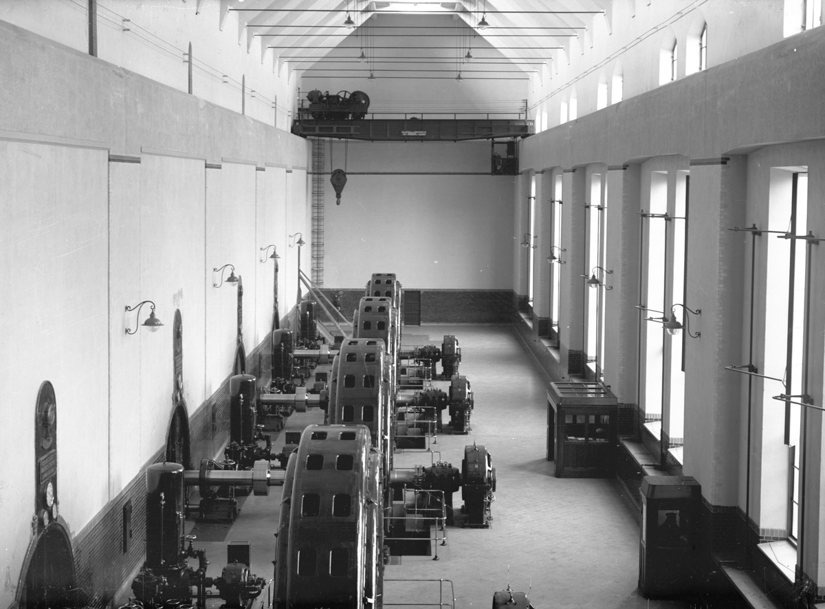 Untraverken byggt år 1918, Dalälven. Mehedeby i Tierps kommun, Uppsala län