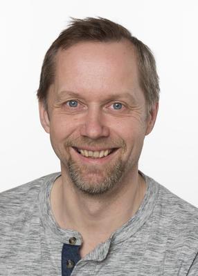Arbeidsleder for digitaliseringsprosjektet Per Bjørnar Riise.