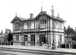 Rockneby station 1911.