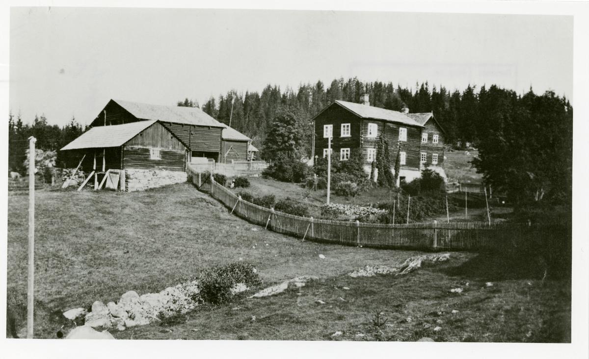 Gardstunet Kyrkjebjørgo, Sør-Aurdal.