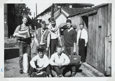 Ung på Enerhaugen