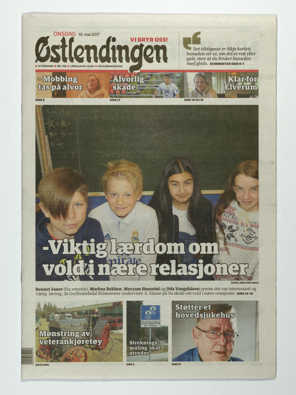 Østlendingen (Foto/Photo)