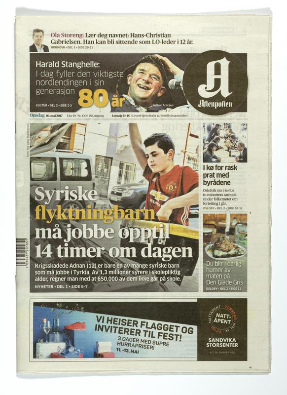 Aftenposten (Foto/Photo)
