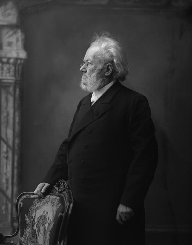 Portrett Henrik Ibsen