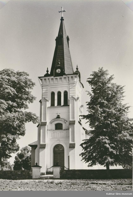 Fliseryds kyrka.