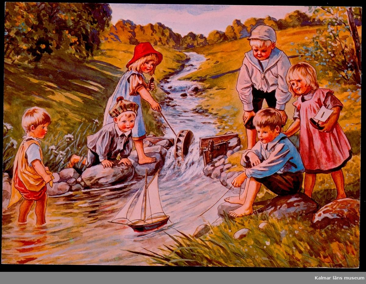 Jenny Nyström, gift Stoopendaal, född i Kalmar 13 juni 1854, död 17 januari 1946, var en konstnär och illustratör med en förkärlek för tomtar. Hon är känd för att ha gett jultomten ett ansikte i Sverige