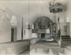 Tveta kyrka Efter restaureringen 1933.