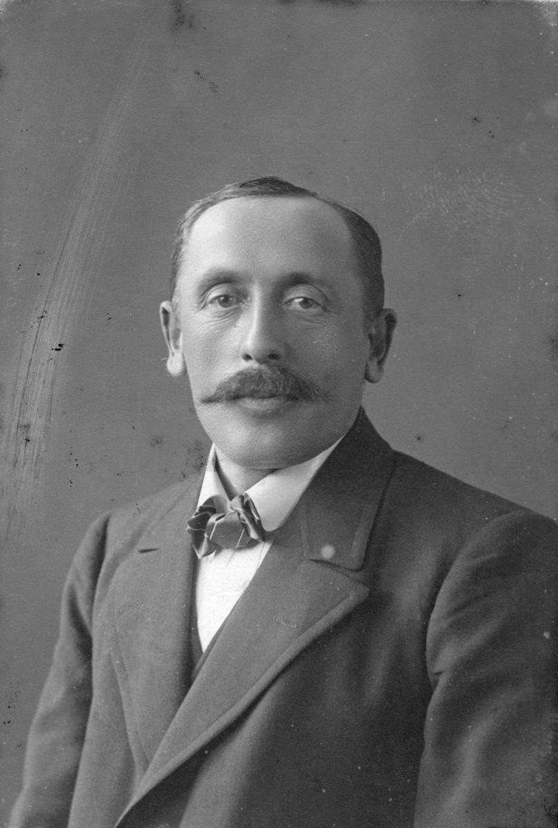 Uppfinnaren Lambert Nilsson,1869-1950.