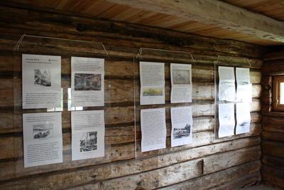 Utstilling om smelteverkshistorien i Engerdal.