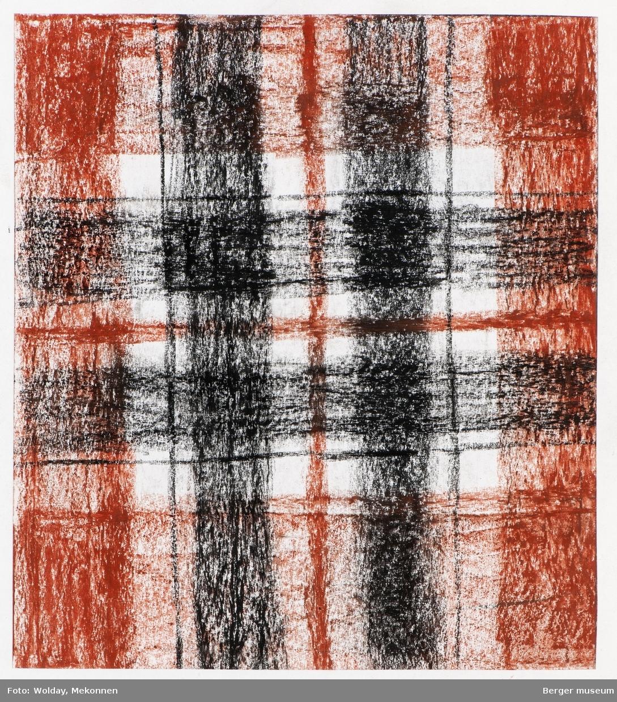 Skotskrutet mønster