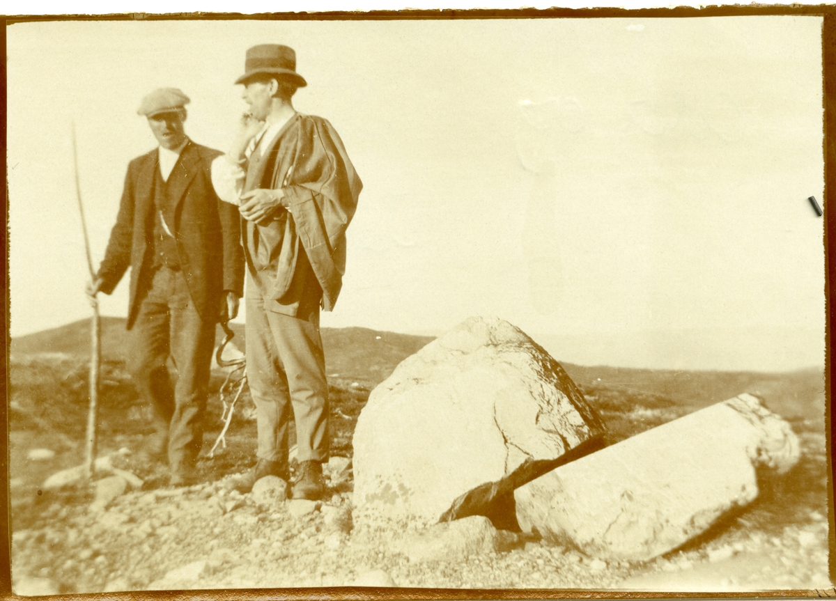 Ola og Sigurd Islandsmoen.