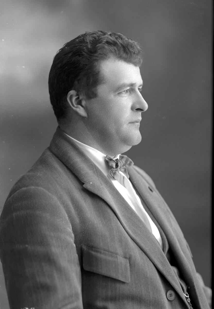 Notarien Einar Eriksson, Gävle. Länsstyrelsen