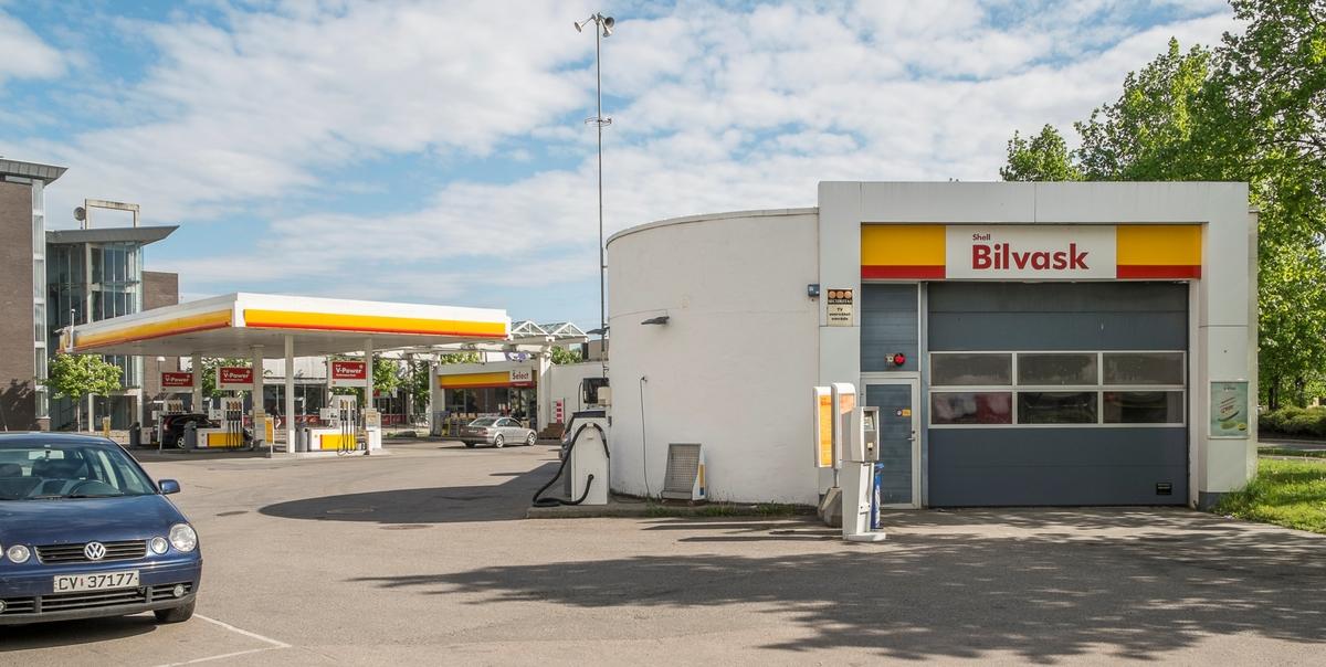 Shell bensinstasjon Stillverksveien Lillestrøm Skedsmo