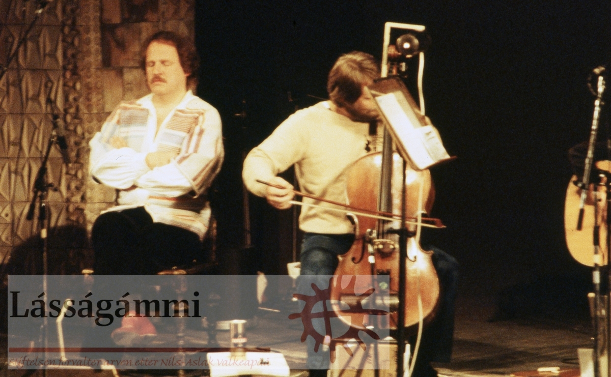 Áillohaš Doahkki, Beograd 1980