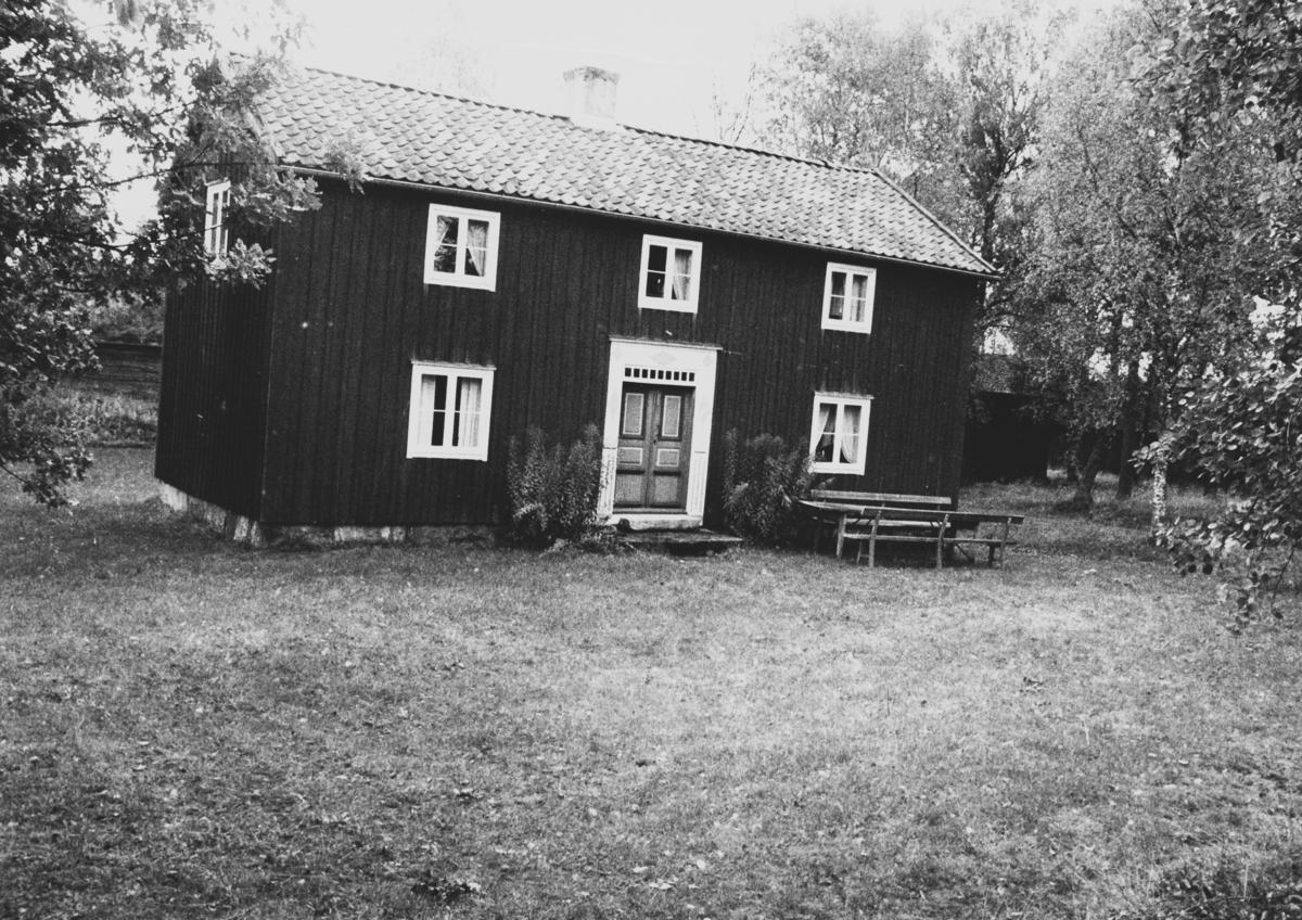 Byggnad i hembygdsparken Apladalen, i Värnamo.