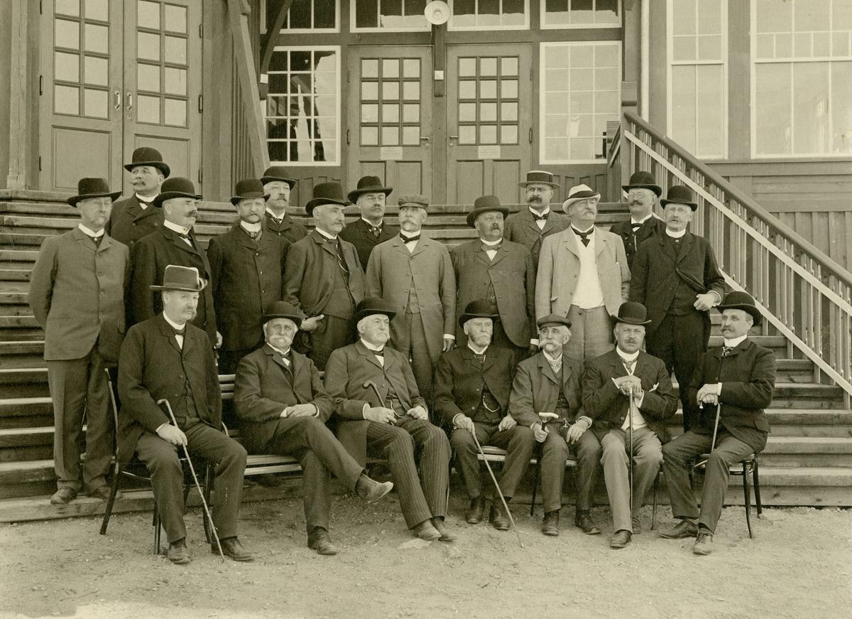 Kamratmötet i Göteborg den 11 juli 1904.