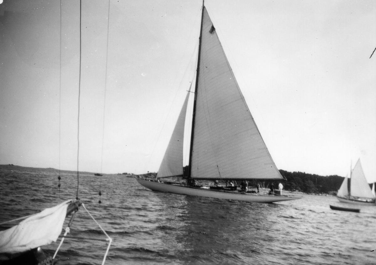 Sandhamn 1930, finsk segelbåt.