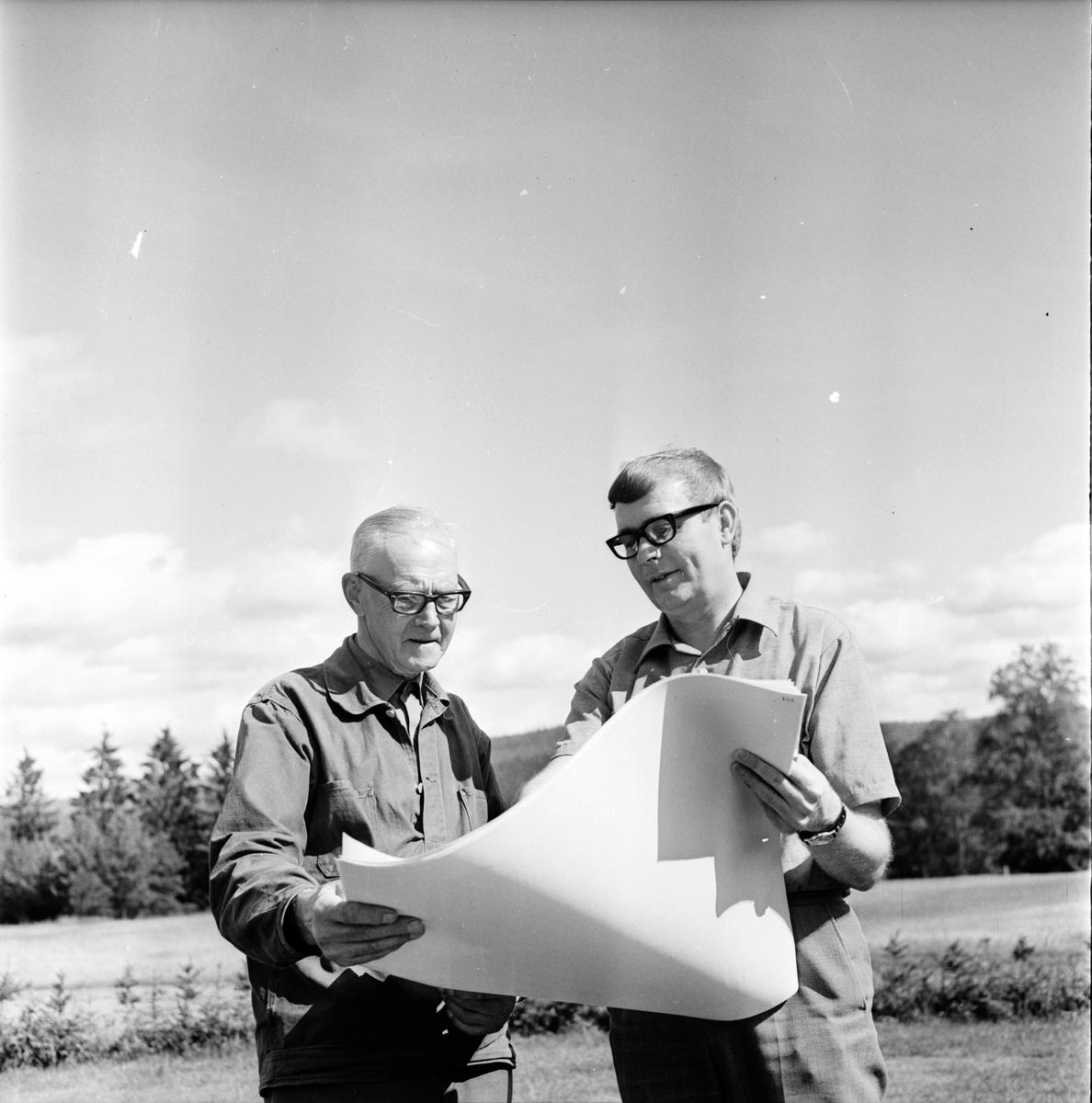Undersvik, Folkmål & Sägner, Olof E Olsson, Augusti 1973