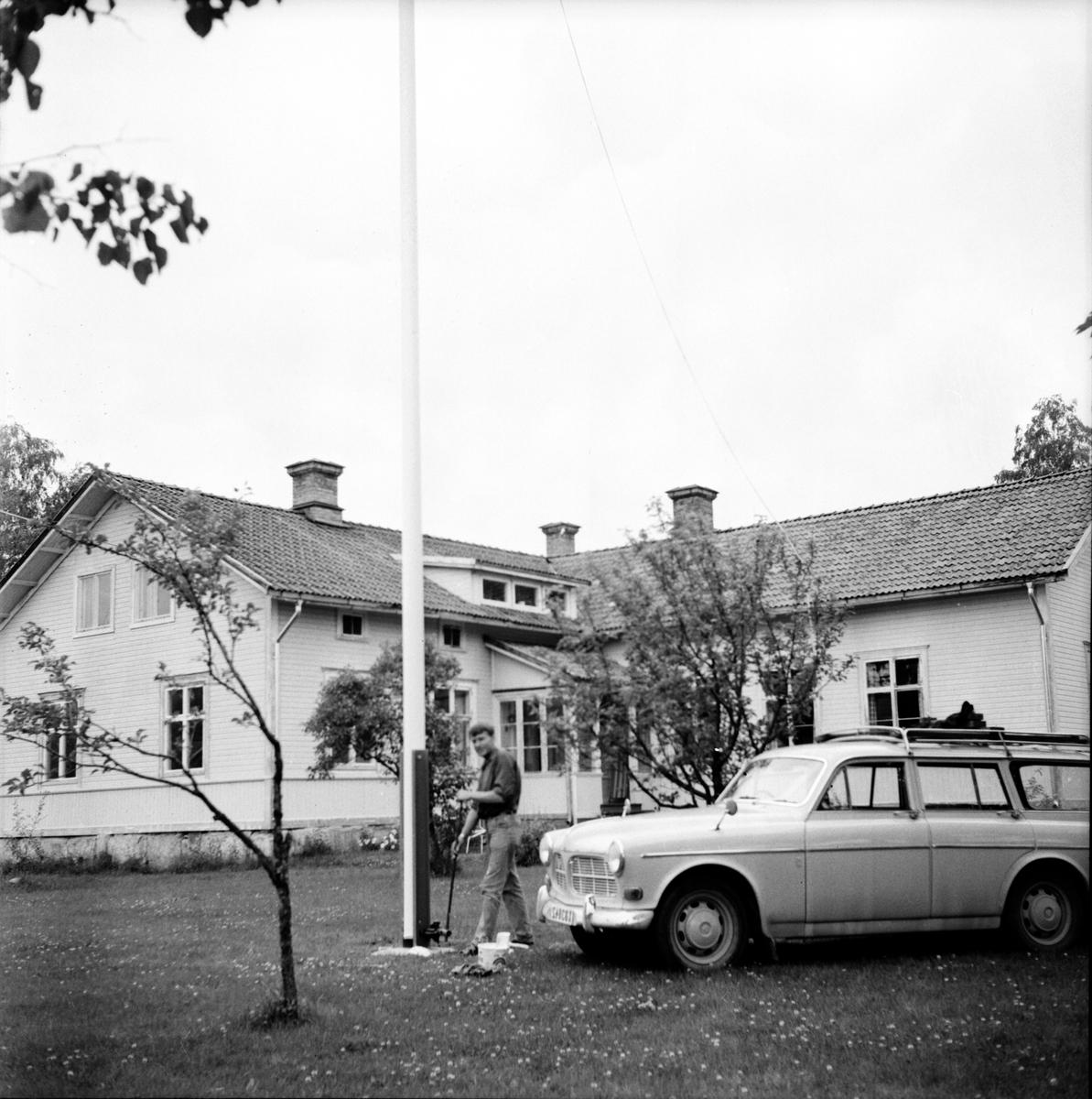 Arbrå, Hägersta, Juli 1969