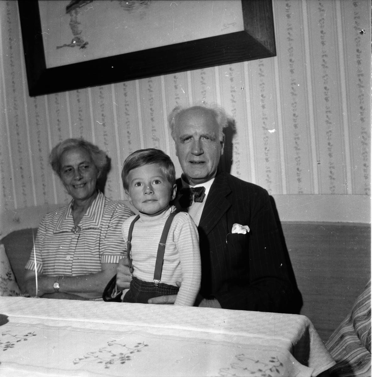 Strömbäck, Dag, Djuphällan, Hedemora 12 aug. 1960