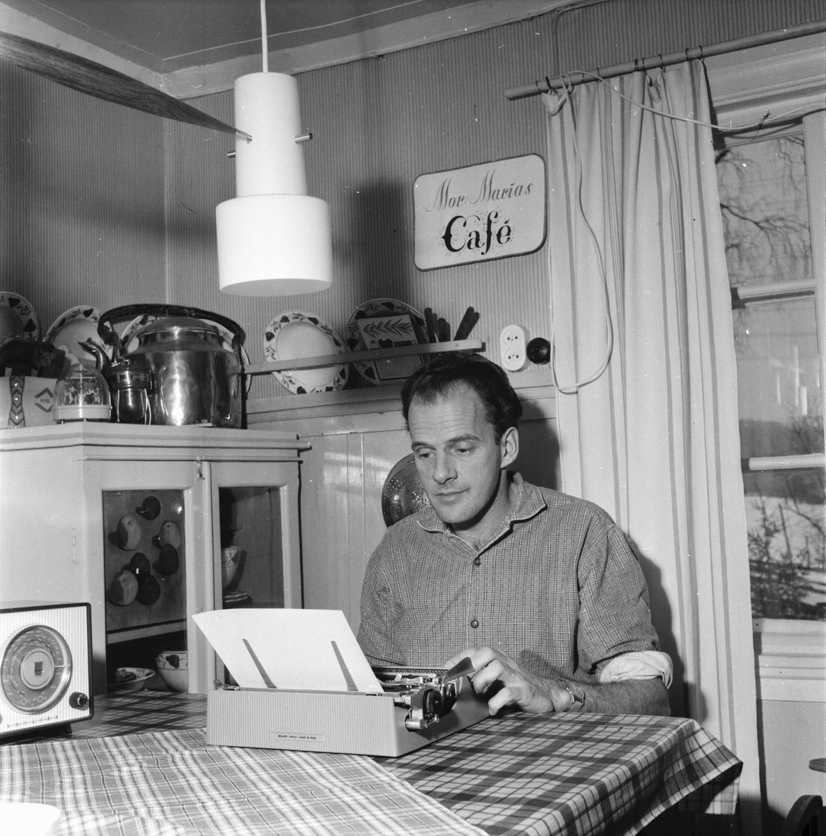 Nordkvist Kark-Rune,författare Mörtsjö 28 jan 1960