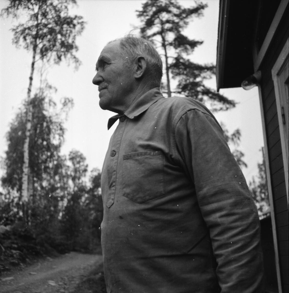 Alfta Kompani, minnessten, Knektar Frisk Erik, Nord Johan, Borg Johan