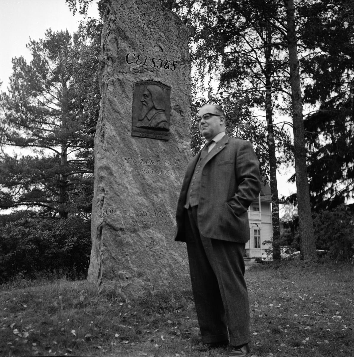 Komminister Weit Svensson Ovanåker 16/9-1966