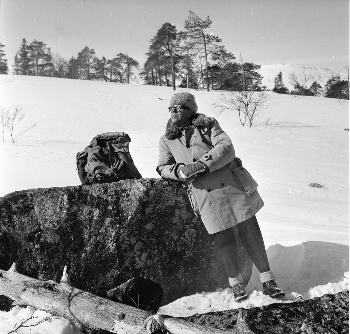 Bredåsjön April-1967