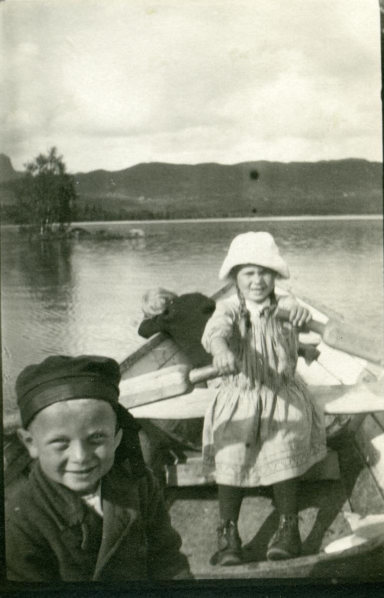 Øyangen 1919
