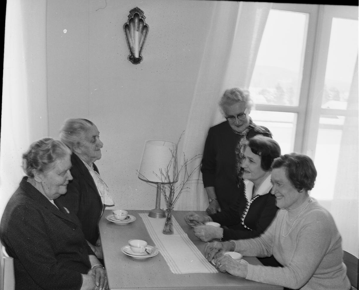 Stiftsgården, CKF-dag, Mars 1970