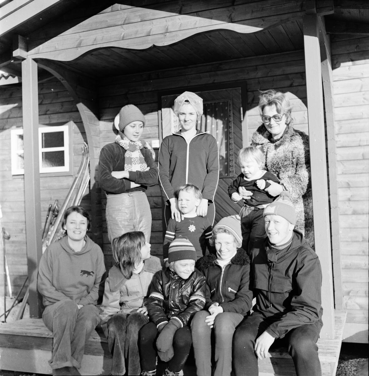Orfa. Karlstadsbor. Februari 1974
