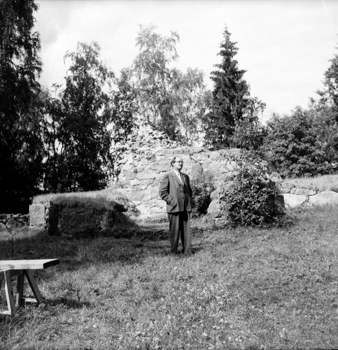 Hembygdsdag i Skog. Sångare från Kilafors.