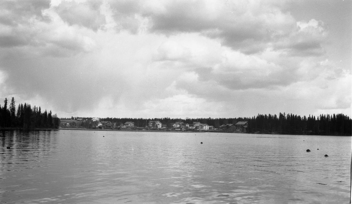 Eina og Einavatnet mot Eina Sentrum. Juni 1925.