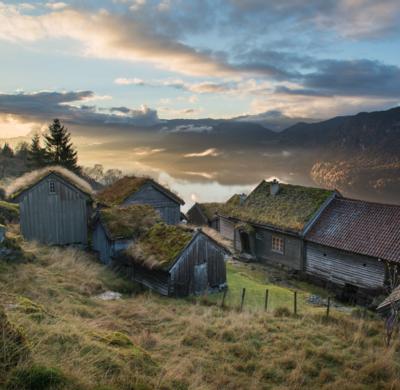Prioritering i bygningssamlinga - Rogaland. Foto/Photo