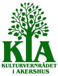 Kulturvernrådet i Akershus logo (Foto/Photo)
