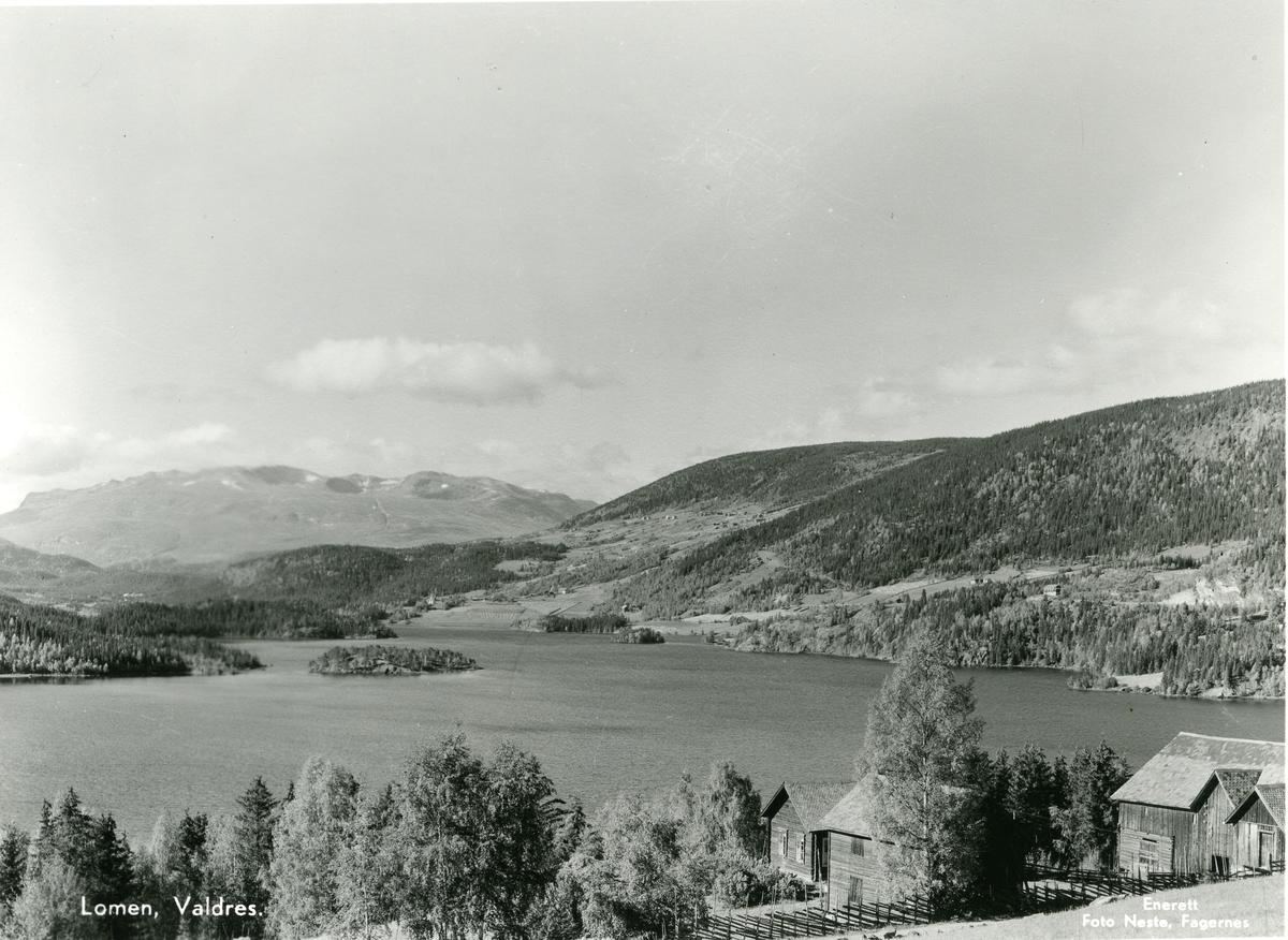 Lomen, Valdres.